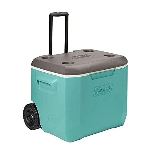 Caixa Térmica com rodas 60 QT (58 L) Seafoam
