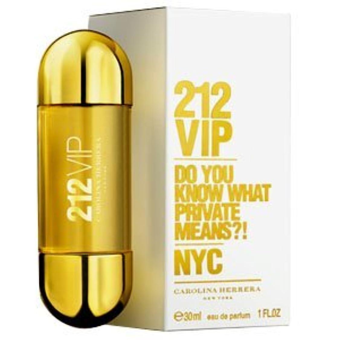 プロフェッショナル絶えず波キャロライナ ヘレラ 香水 212VIP EP 30ml SP 【並行輸入品】