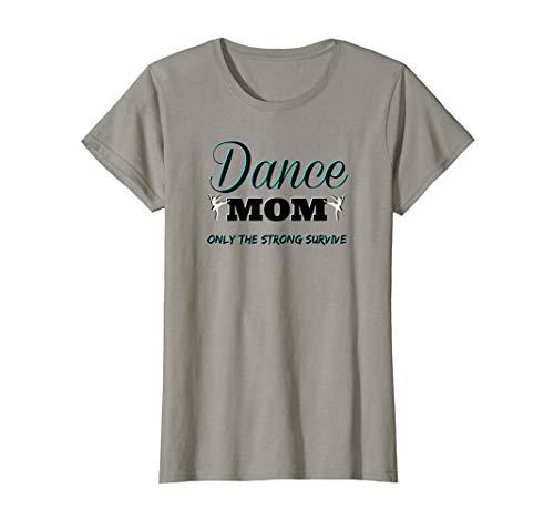 Womens Womens Dance Mom Ballet Ballerina Hip Hop Tap Dance...