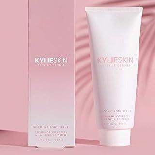 Kylie Skin Coconut Body Scrub 8 ounce