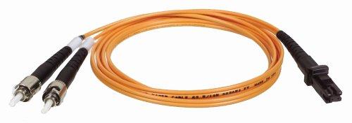 Tripp Lite Duplex Multimode 62.5/125 Fiber Patch Cable (MTRJ/ST), 1M (3-ft.)(N308-003)