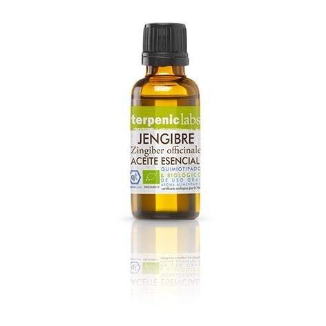 Terpenic Evo Jengibre Aceite Esencial Bio 30 ml 30 ml