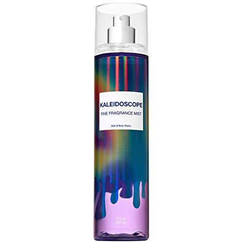 Bath and Body Works Kaleidoscope Fine Fragrance Mist 8 Fluid Ounce (2018 Limited Edition)