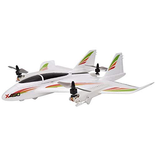 Jimdary Drone RC, Drone teledirigido, Juguete Quadcopter de Control Remoto sin escobillas de Aviones para Quadcopter Niños Adultos