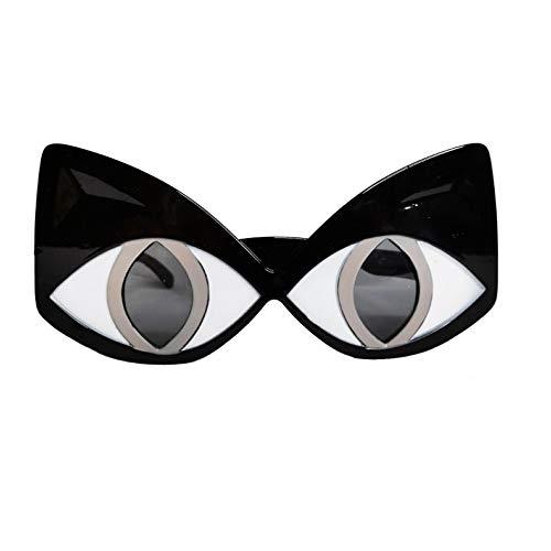 リタプロショップRおもしろメガネ パーティ 仮装 コスプレ 眼鏡 めがね サングラス (ネコ目)