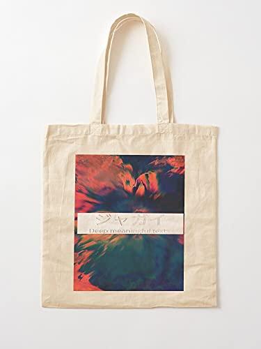 Japanische TV-Jokes Comedy Game Show Humor Japan   Einkaufstaschen aus Leinen mit Griffen, Einkaufstaschen aus nachhaltiger Baumwolle