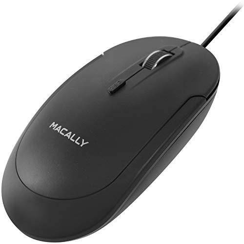 mouse sin usb fabricante Macally