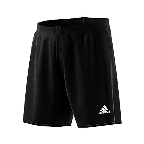 adidas Parma 16 SHO W Pantalones Cortos de Deporte, Mujer, Black/White, 2XLL