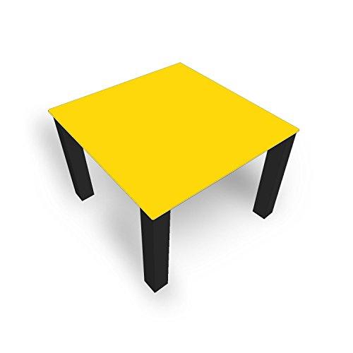 DekoGlas FMK-04-021 Table Basse en Verre avec Plateau en Verre 80 x 80 cm 100 x 100 cm 90 x 55 cm 112 x 67 cm 120 x 75 cm
