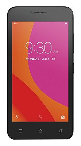 Lenovo B Smartphone (11,4 cm (4,5 Zoll), 8 GB, Android) Schwarz