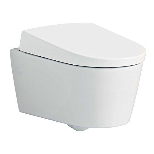 blanc 1/pi/èce 146140111 Geberit Aqua Clean GE Sela