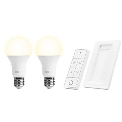 Klikaanklikuit Aled2 – 2709r RF draadloos. Druk op de witte afstandsbediening – afstandsbedieningen (RF draadloos, wit, druk op de knoppen, lithium en CR2450).