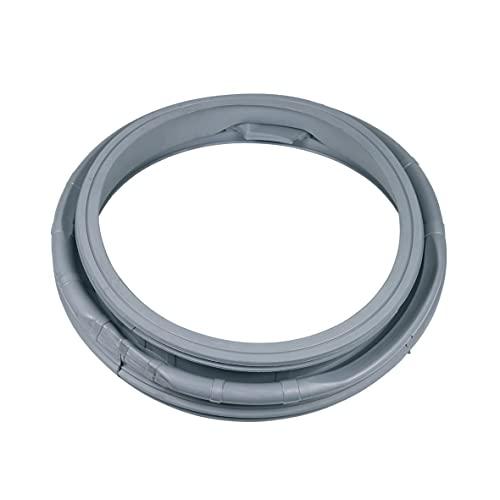 Junta de goma para puerta de lavadora compatible con Samsung DC64-02750A