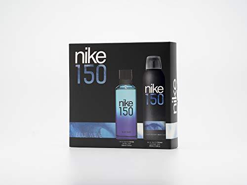 Nike - Blue Wave Estuche de Regalo para Hombre, Eau de Toilette 150 ml y Desodorante en Spray 200 ml