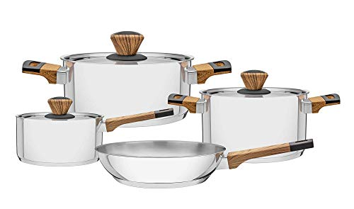 Tramontina 65180/316 Brazil Stainless Steel Cookware S
