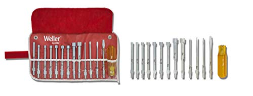 Xcelite - Tool Set, 14 Pc, 99 Ser, Multi-Purp, Roll Pch (99PRN)