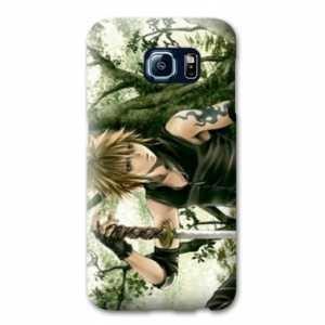 Coque pour Samsung Galaxy S7 Manga - Divers - Bois N