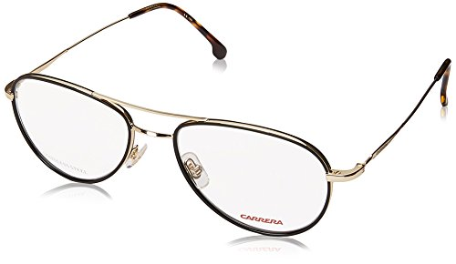 Carrera Gafas de Vista 169/V GOLD BLACK 54/18/140 hombre