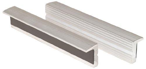 KS Tools 914.0082 Alu-Schraubstock-Schonbacken,Struktur,140mm