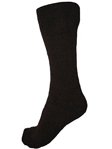 David James Mens Wellington laars, knie hoge sokken 7-12 EU 40-47