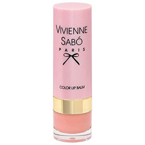 Vivienne Sabo - Lipstick Balm, Farbe:Beige, Typ:Beige