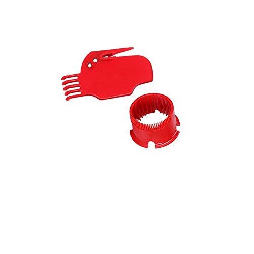 Pincel De Beater Beater De Bristle & AmplyFlexible Cepillo De Aero ADECUADO Fit For IROBOT BEAKBA 600 Series 620 630 650 660 Limpio Accesorios De Cepillos Principales De Repuesto Kit de Accesorios de