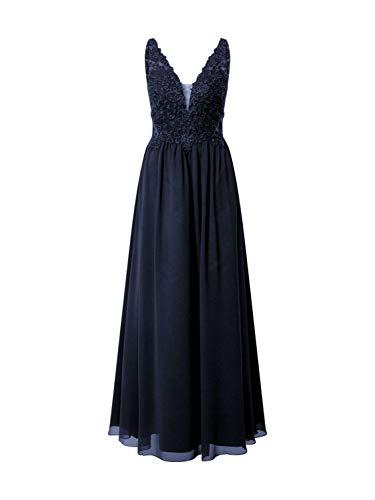 Laona Damen Abendkleid Evening Nachtblau 34