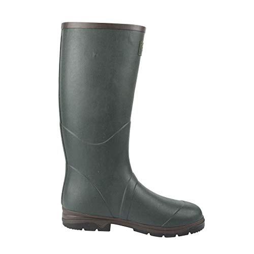 water queen - Bottes Caoutchouc Doublure Neoprene 3mm 41 - Awq150023