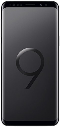 SAMSUNG Galaxy S9 Single SIM 64 GB Android 8.0 Oreo UK Version SIM Free Smartphone – Black P (Ricondizionato)