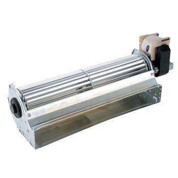Ventilatore tangenziale 30 cm + motore DX per stufe pellet 230v 50hz