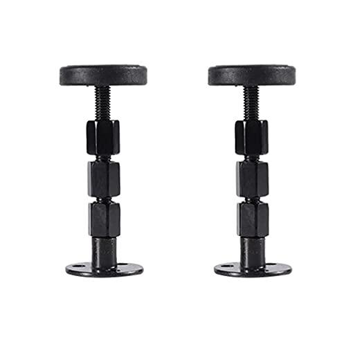 Angoily 2 Piezas de Cabezal Tapón Ajustable de Cama con Rosca Cabeceras de Fijación de Cama Anti- Vibración Herramienta Anti- Vibración para Camas Armarios Sofá