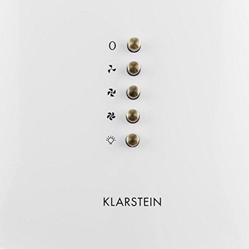 Klarstein Lumio Neo – Retro Dunstabzugshaube - 6