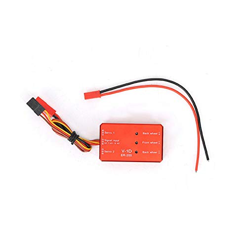 ROMACK Accesorio RC de Alta precisión detectado automáticamente Buena compatibilidad Controlador del...