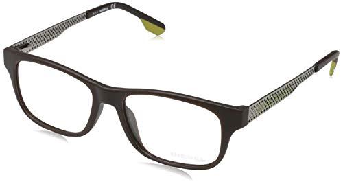 Diesel Brille Dl5042 049 54 Montature, Marrone (Brown), 54.0 Unisex-Adulto