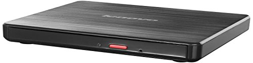 Lenovo Slim DVD Burner DB65 (888015471),Black