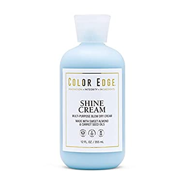 Color Edge shine Cream Weightless hair detangle 12. oz