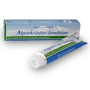 Original Lloyd Alpenkräuter Emulsion 200 ml