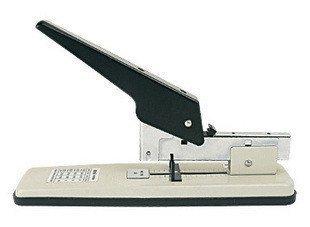 ホチキス 業務用 卓上大型ステープラー 最大綴じ枚数100枚 1号針12号針13号針対応