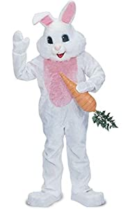 This quality mascot costume comes complete with handmade oversized mascot head, plush body, spats and big parade style feet Using a mascot to promote your business, team or event is a smart and innovative way to get noticed Professional quality masco...