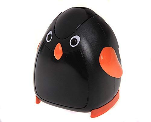 Eagle Penguin My Pal Buzz Cartoon Electric Pencil Sharpener - EG-5008