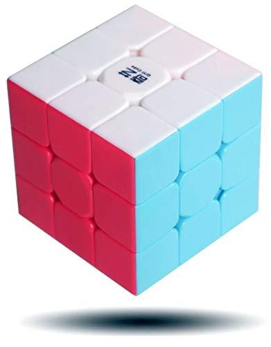 level25 Cubo 3x3x3 Warrior W Velocidad Puzzle Speedcube Regalo Original