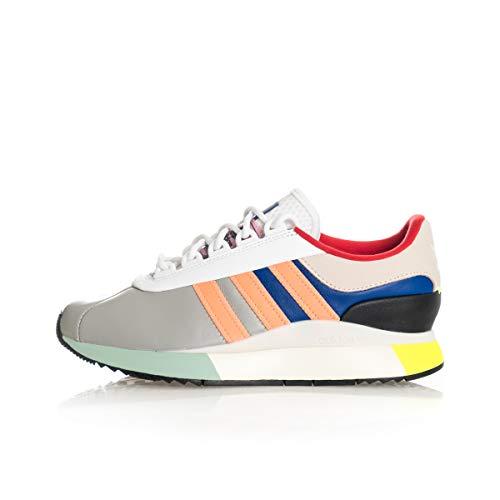 Adidas SL Andridge FU7134 (Grey/Coral, Numeric_40) ✅