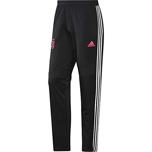 adidas Juventus Polyester, Trainingsanzug für Herren M weiß/schwarz