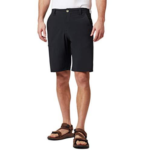 Columbia Sportswear Grander Marlin II Offshore Shorts, Black, 36x10