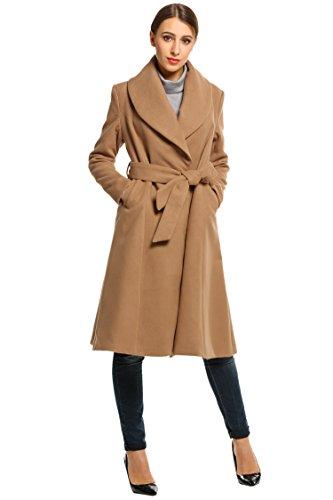 Women's Petite Wool Outerwear