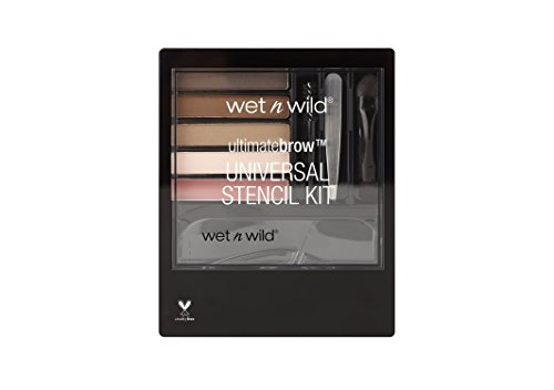 wet n wild Ultimate Brow Universal Stencil Kit - Universal Appeal