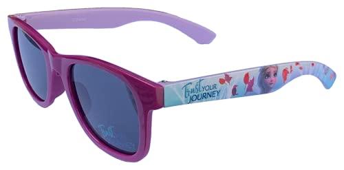 Sonnenbrille Frozen II Disney Elsa Anna quadratisch mit UV400 Filter - WD21009/V