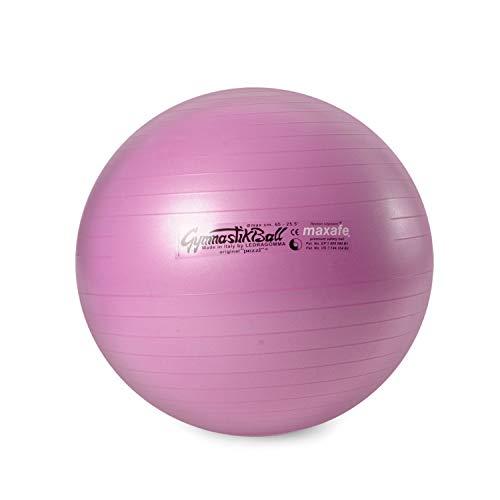 Original Pezzi Ball Maxafe Physio Gymnastik Therapie Bürostuhl violet 65 cm