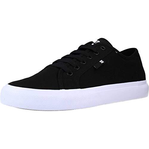 DC Shoes Manual-für Herren, Zapatillas Hombre, Negro, 43 EU