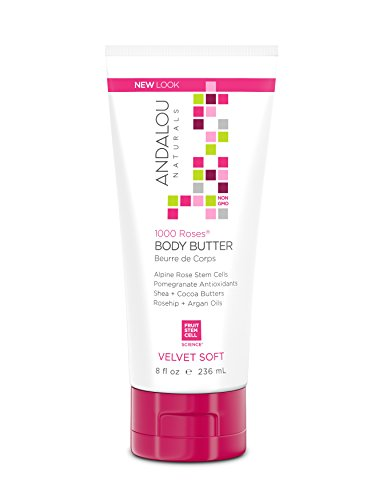 Andalou Naturals - 1000 Roses - Body Butter - 236ml